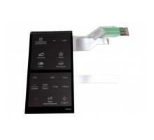 Сенсорная панель микроволновой печи Samsung GE83XR DE34-00401A