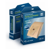 Пылесборник для пылесоса Bosch Siemens BS-03 комплект 4 штуки