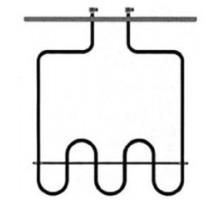 Тэн духовки электроплиты De Luxe 1200W, нижний узкий, Ш- образный