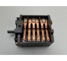 Переключатель режимов конфорки для электроплиты Мечта ПМ-16-5-06