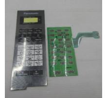 Сенсорная панель микроволновой печи Panasonic NN-GT370M F630Y9W40KZP