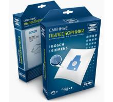Пылесборник для пылесоса Bosch Siemens BS-06 комплект 4 штуки