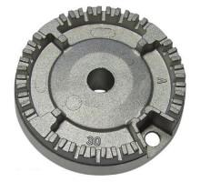 Рассекатель для газовой плиты Indesit Ariston D=69mm средний C00052929