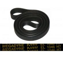 Ремень для стиральной машины 1046 H7 Megadyne