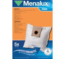 Пылесборник для пылесоса Bosch Siemens MENALUX 2000 9001961466 5 штук