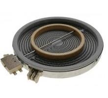 Электроконфорка для ст/керам плиты 2100W+700W D=230мм 481231018895