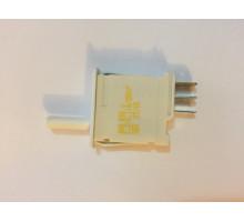 Выключатель света холодильника Bosch белый 3 контакта