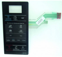 Сенсорная панель микроволновой печи Samsung DE34-00387K
