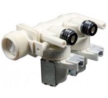 Клапан стиральной машины двойной прямой Indesit Ariston С00093843 С00110333