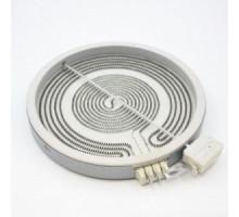 Электроконфорка для стеклокерамической плиты Whirlpool 481231018895