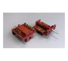 Переключатель режимов конфорки для электроплиты Лысьва ПМЭ27-23711 7 позиций