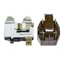 Пусковое и тепловое реле компрессора РТС-5