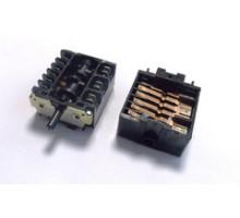 Переключатель режимов конфорки для электроплиты Мечта ПМ-16-5-01 аналог